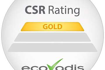 rating gold csr